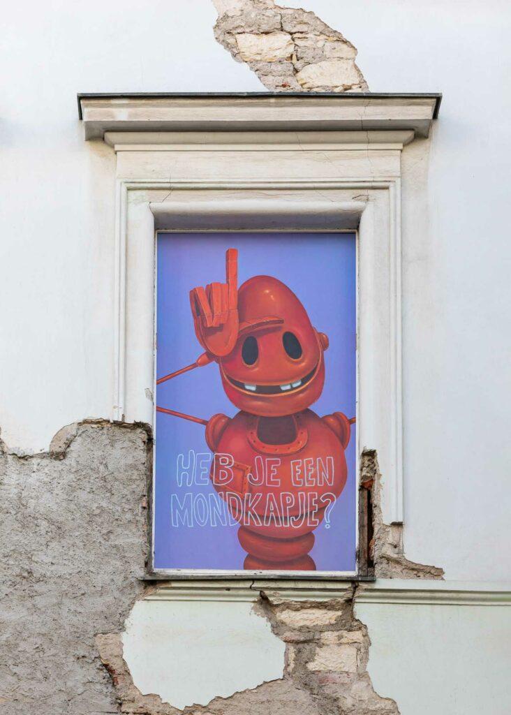 galerie Fasáda, Lukáš Miffek